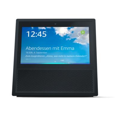 Amazon  Echo Show Smart Home Sprachsteuerung schwarz | 0841667124889