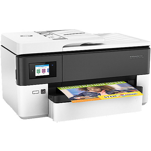 HP OfficeJet Pro 7720 MFG Drucker Scanner Kopierer Fax WLAN A3 + 20 EUR Cashback