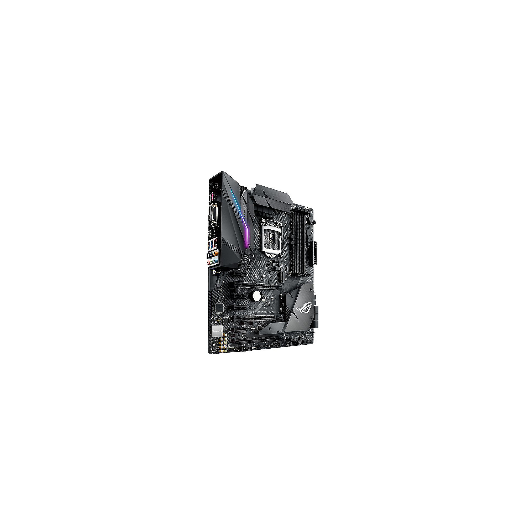 ASUS STRIX Z370-F GAMING ATX Mainboard 1151 DP/HDMI/DVI/M.2/USB3.1