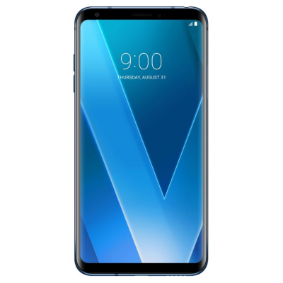 LG  V30 64GB moroccan blue Android 7.1 Smartphone | 8806087027556