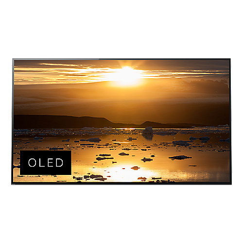 "SONY Bravia KD-77A1 195cm 77"" OLED 4K UHD HDR 2x DVB-T2HD/C/S Android TV"