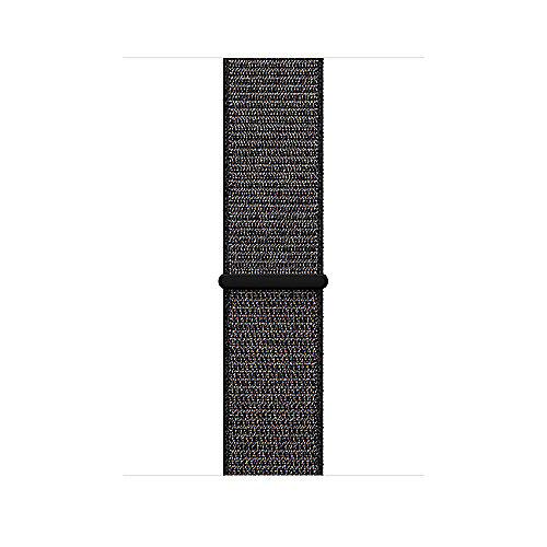 Apple Watch 42mm Sport Loop Schwarz MQW72ZM A
