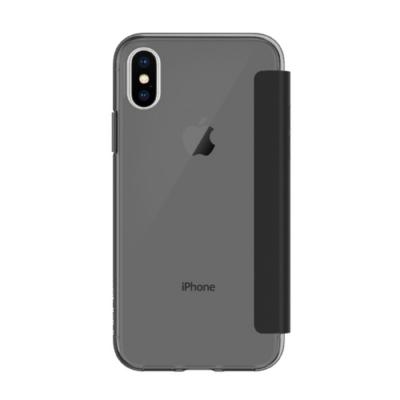 Incipio  NGP Folio Case für Apple iPhone X, smoke/schwarz | 0191058034595
