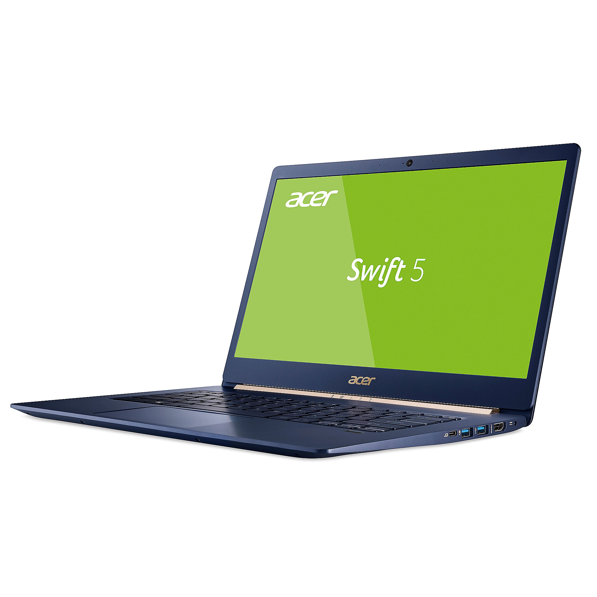 "Acer Swift 5 SF514-52T-819U i7-8550U 8GB/512GB PCIe SSD 14"" FHD Touch W10"
