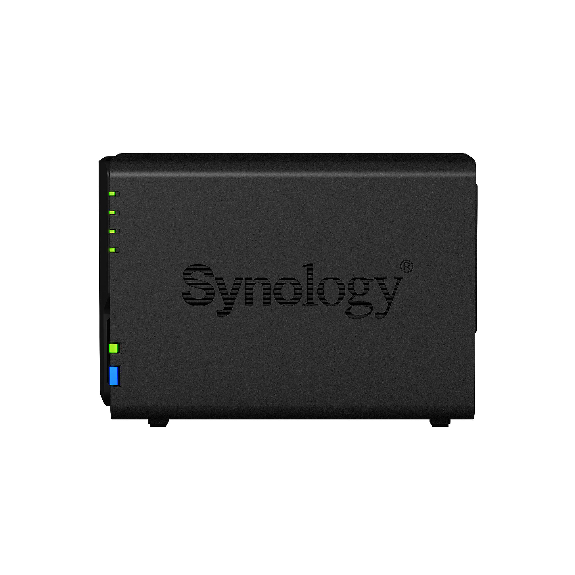Synology Diskstation DS218+ NAS 2-Bay 2TB inkl. 2x 1TB WD RED WD10EFRX