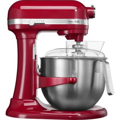 KitchenAid  5KSM7591XEER Heavy Duty Küchenmaschine 500W 6,9L empire rot | 5413184160241