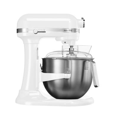 KitchenAid  5KSM7591XEWH Heavy Duty Küchenmaschine 500W 6,9L weiß | 5413184160265