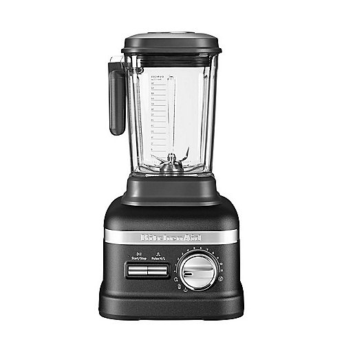 KitchenAid Artisan 5KSB8270EBK Power Plus Standmixer 1.800 Watt schwarz