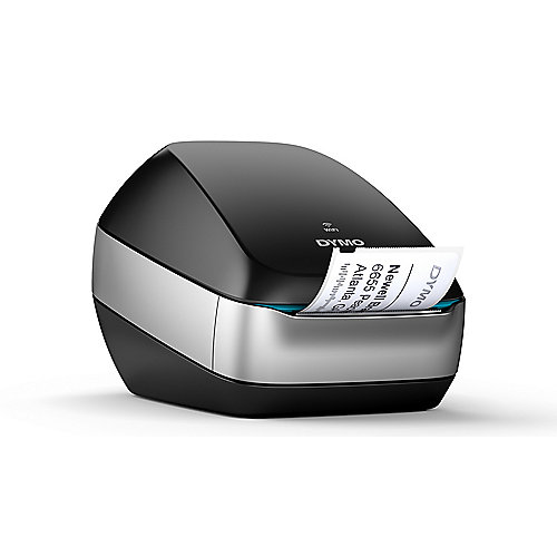 Dymo LabelWriter Wireless schwarz | 3501170009314
