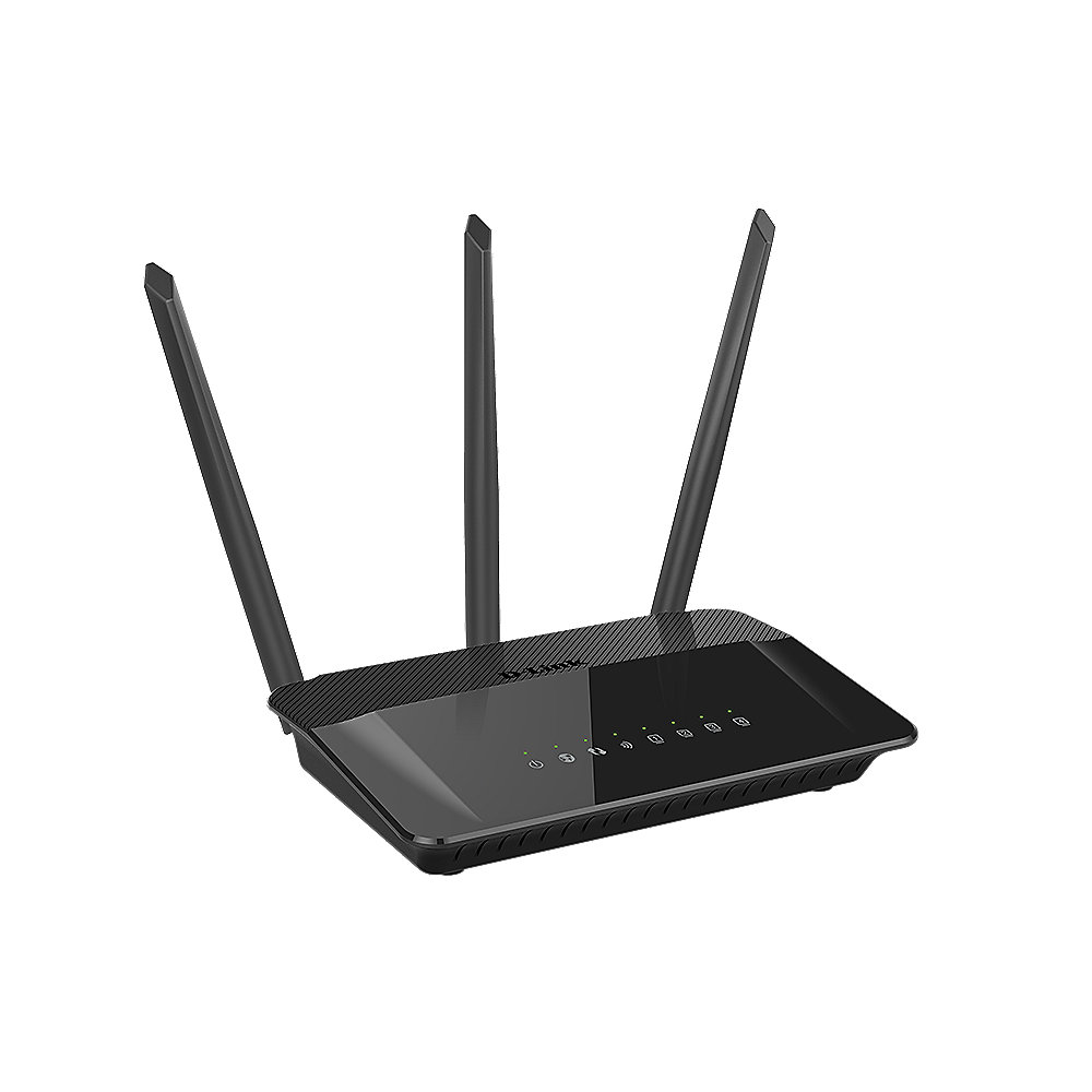 D-Link DIR-859 AC1750 Dualband 1750Mbit Wireless Gigabit Router