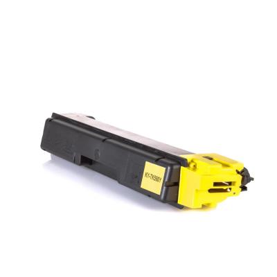 HQ Patronen Alternative zu Kyocera TK-590Y / 1T02KVANL0 Toner Gelb für ca. 5.000 Seiten | 4057032053661