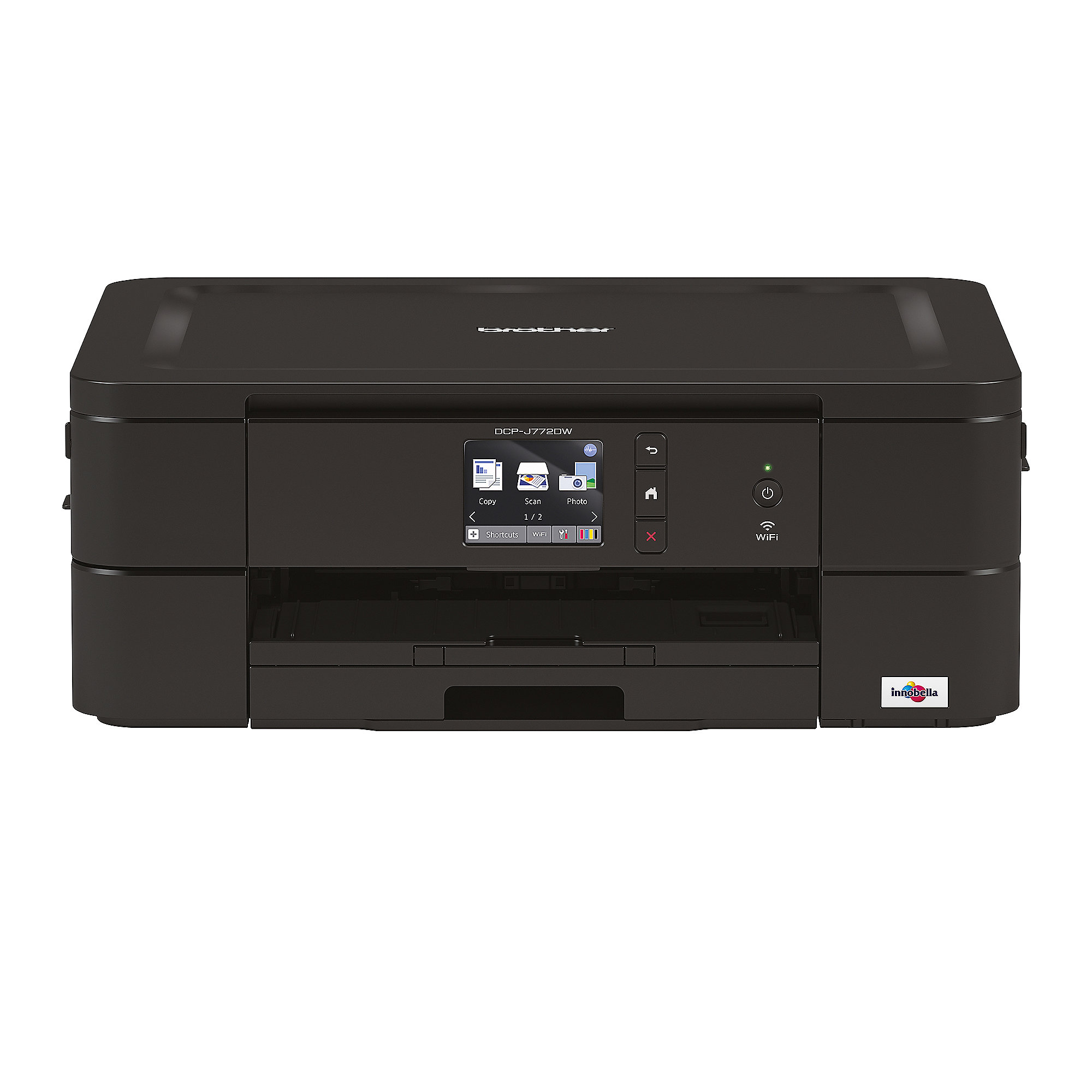 Brother DCP-J772DW Tinten-Multifunktionsdrucker Scanner Kopierer WLAN