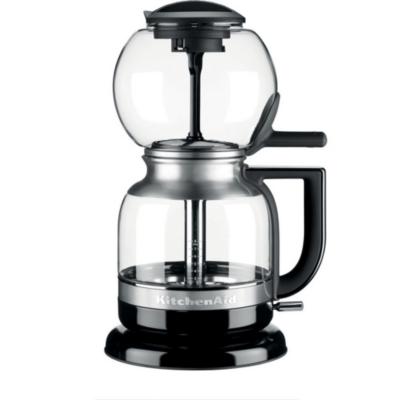 KitchenAid  ARTISAN 5KCM0812EOB Siphon-Kaffeebrüher Onyx Schwarz | 5413184900427