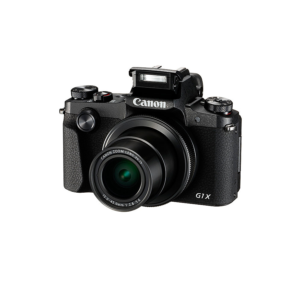 Canon PowerShot G1 X Mark III Digitalkamera