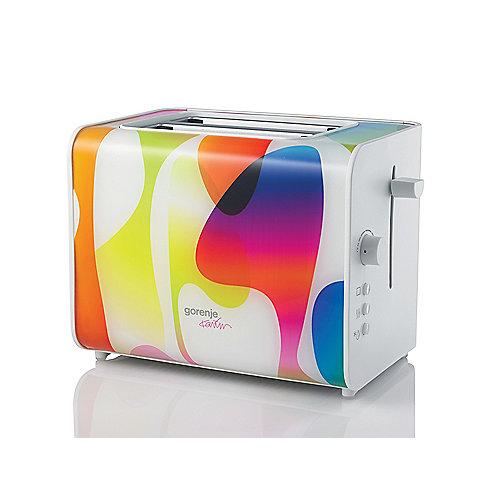 Gorenje T900 KARIM Rashid Collection Toaster multicolour   3838782012426