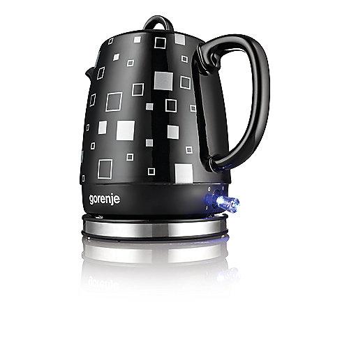 Gorenje K10BKC Keramik Wasserkocher 1,0l schwarz   3838942060915
