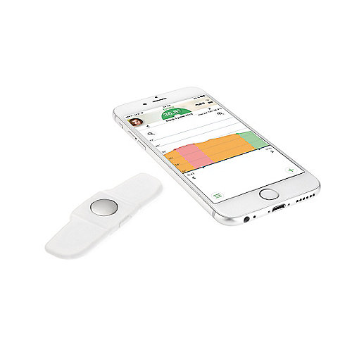 Tucky Tucky Smartes Thermometer für Baby (für iOS/Android)