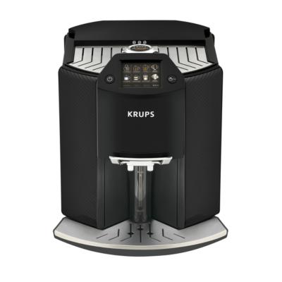 Krups EA 9078 Espresso-Kaffee-Vollautomat Schwarz/Aluminium