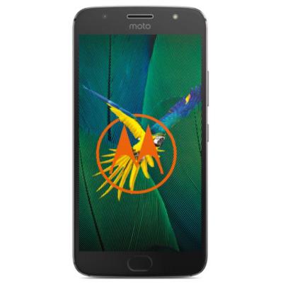 Motorola  Moto G5s Plus grau Android 7.1 Smartphone   6947681555617