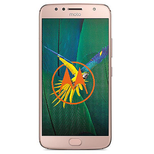 Moto G5s Plus gold Android 7.1 Smartphone   6947681555570