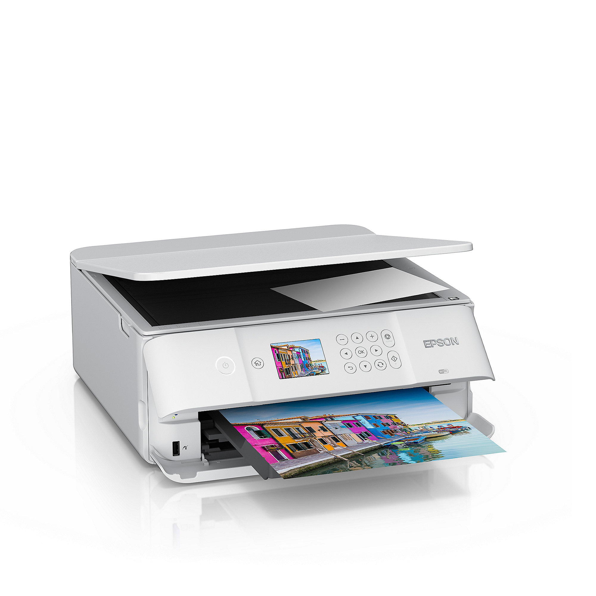 EPSON Expression Premium XP-6005 Multifunktionsdrucker Scanner Kopierer WLAN