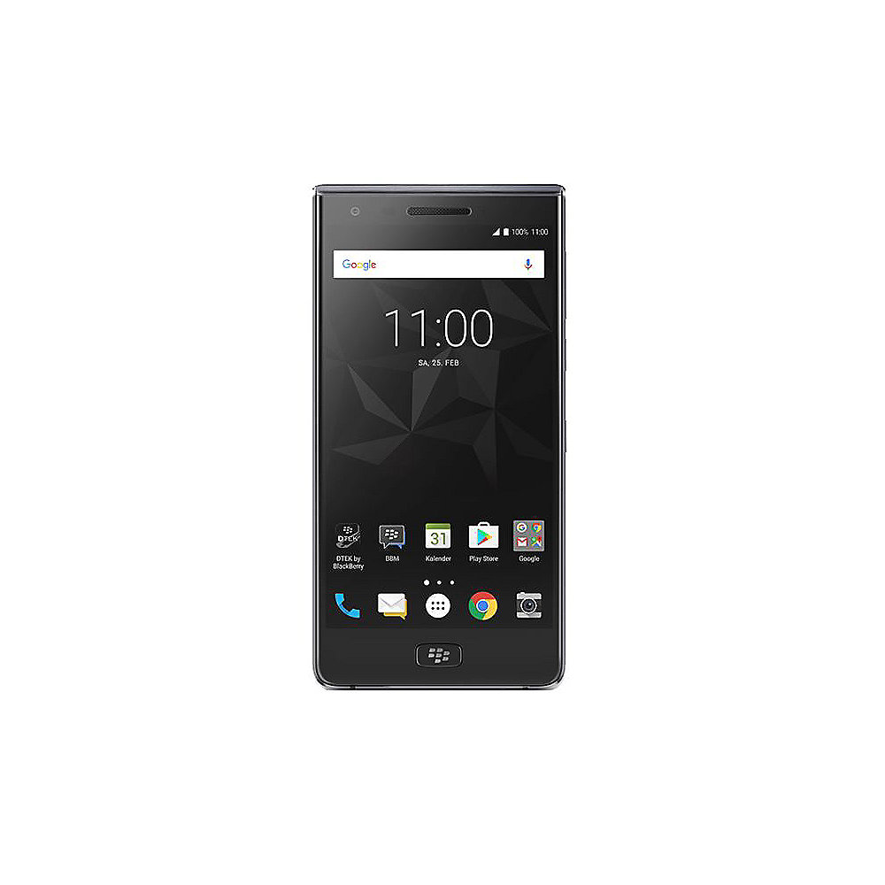 BlackBerry Motion black Android 7.1 Smartphone ++ Cyberport