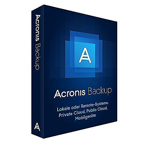 Acronis Backup 12.x Windows Server Essentials +...