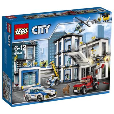 Lego  City – Polizeiwache (60141) | 5702015865654