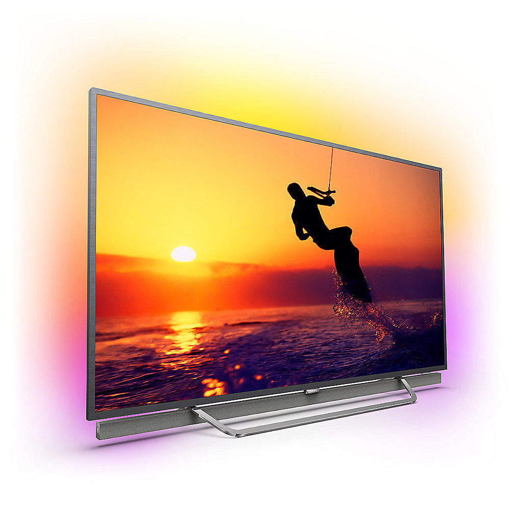 "Philips 55PUS8602 139cm 55"" 4K UHD DVB-T2HD/C/S 3200 PPI Ambilight Android TV"