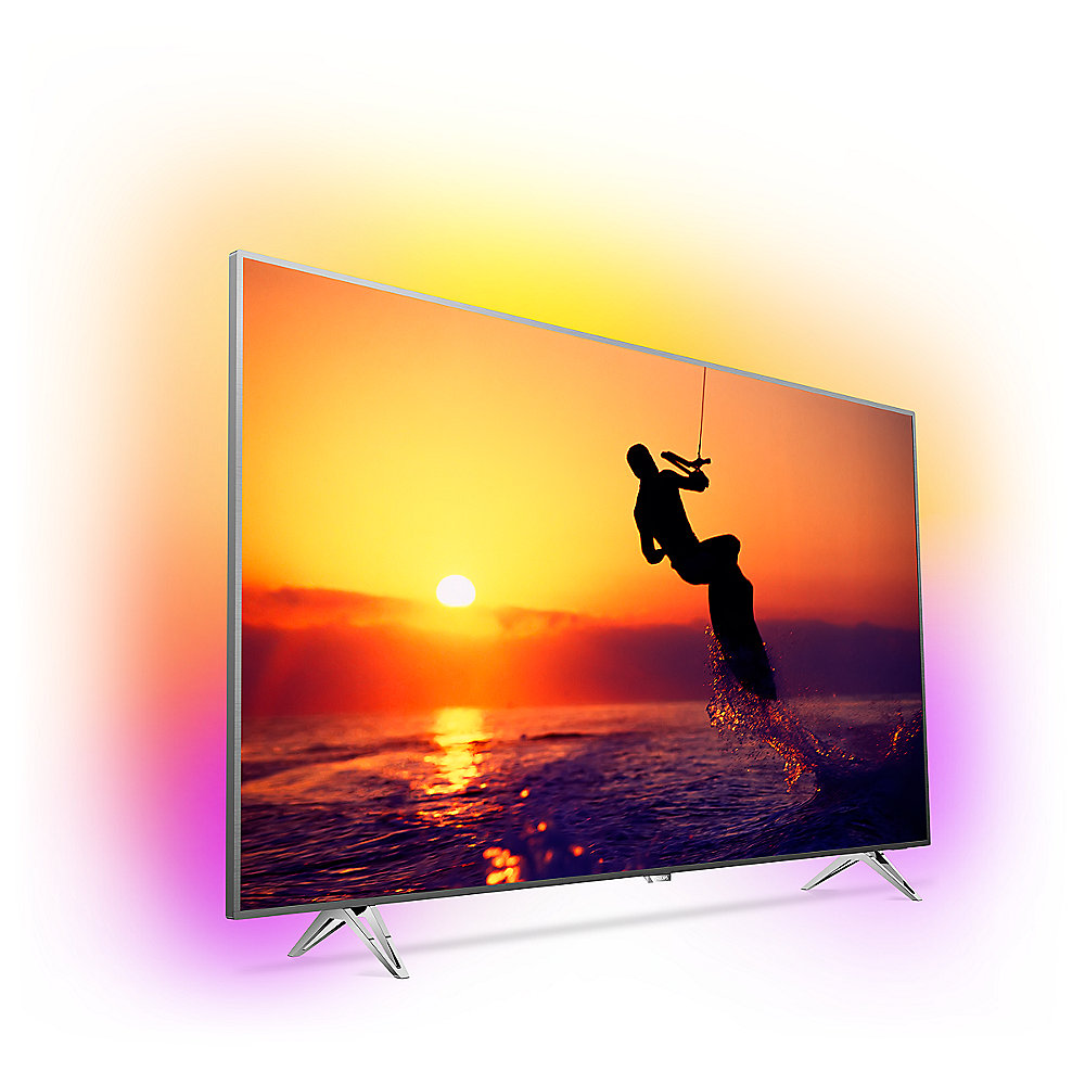 "Philips 65PUS8102 164cm 65"" 4K UHD DVB-T2HD/C/S 3200 PPI Ambilight Android TV"