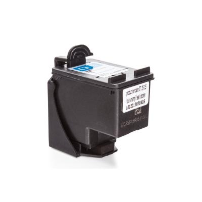 HQ Patronen Alternative zu HP CC654AE / 901XL Tintenpatrone Schwarz | 4056104167404