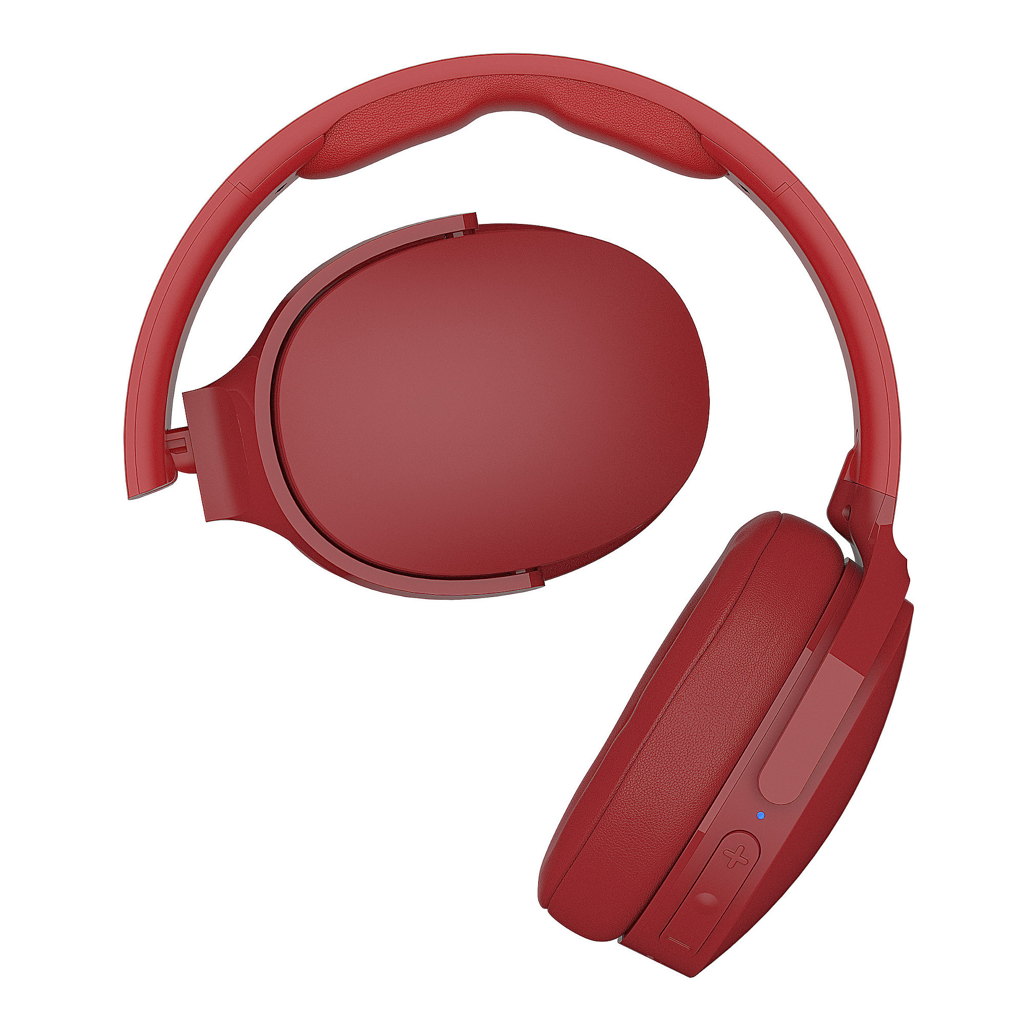 Skullcandy HESH 3 Wireless Over-Ear rot