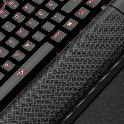HyperX Alloy Elite mechanische Gaming Tastatur rote LED und Cherry MX Brown
