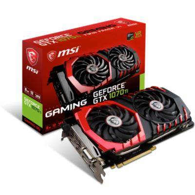 MSI  GeForce GTX 1070Ti Gaming 8G 8GB GDDR5 Grafikkarte | 4719072549558