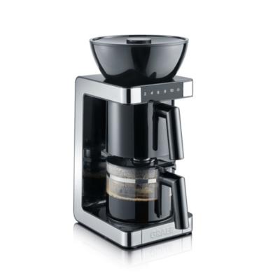 Graef  FK 702 Filterkaffeemaschine schwarz | 4001627012120