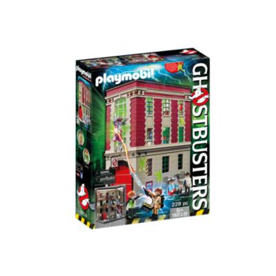 PLAYMOBIL  – Ghostbusters™ Feuerwache (9219) | 4008789092199