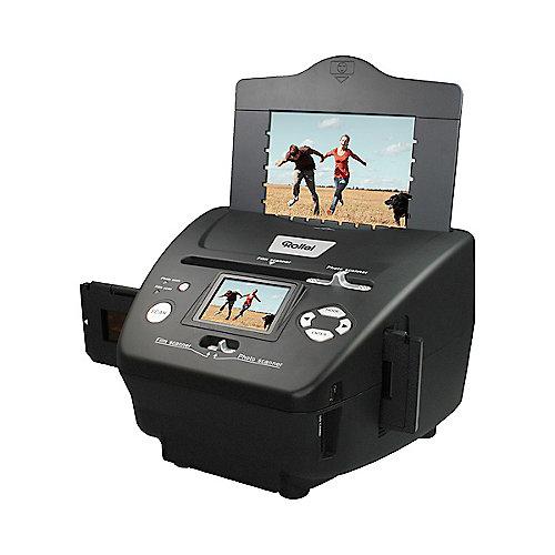 Rollei Dia-Film-Foto-Scanner PDF-S 240 SE 1800d...