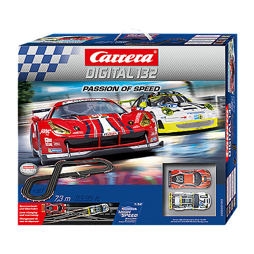 Carrera DIGITAL 132 Passion of Speed