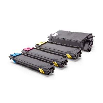 HQ Patronen Alternative zu Kyocera TK-580 Toner Spar-Set Multipack (BK, C, M, Y) | 4056104894706