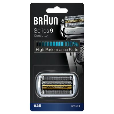Braun  Scherteile Kombipack Series 9 – 92S silber   4210201153405