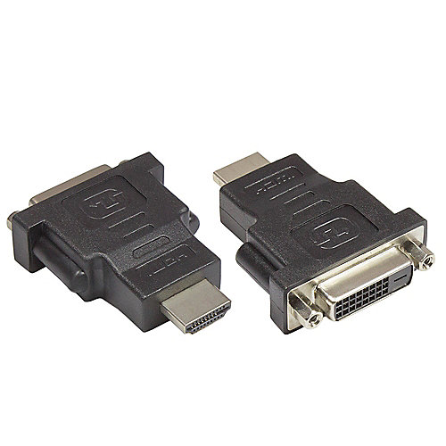 Good Connections HDMI auf DVI Adapter 19pol. Stecker/ 24+1 Buchse