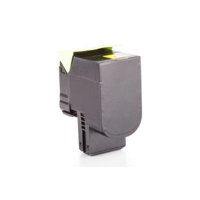 HQ Patronen Alternative zu Lexmark 80C2SY0 / 802SY Toner Gelb für ca. 2.000 Seiten | 4057033624488