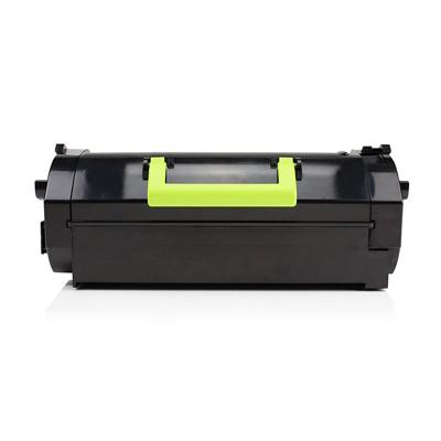 HQ Patronen Alternative zu Lexmark 52D2000 / 522 Toner Schwarz für ca. 6.000 Seiten | 4056104488547