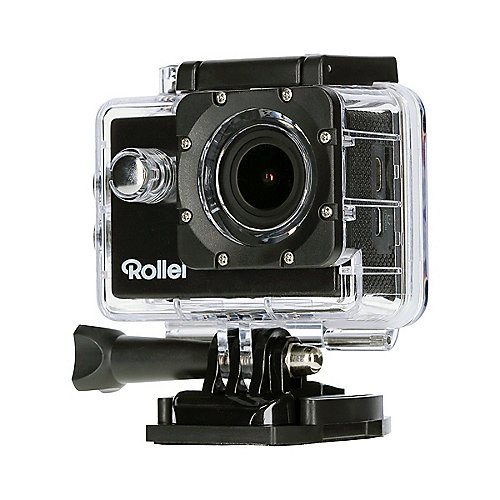 Rollei ActionCam 510 Full HD Video mit Unterwas...
