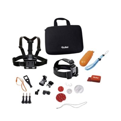 Rollei  Actioncam Zubehörset Wassersport für  Actioncams und GoPro 23 Teile | 4048805216383