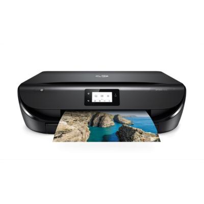 HP  Envy 5030 Tintenstrahl-Multifunktionsdrucker Scanner Kopierer WLAN | 0190781512431