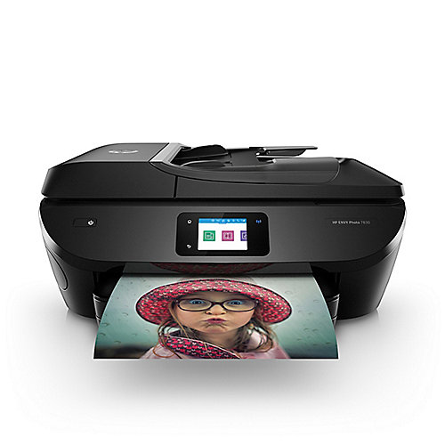 HP Envy Photo 7830 Tintenstrahl-Multifunktionsdrucker Scanner Kopierer Fax WLAN