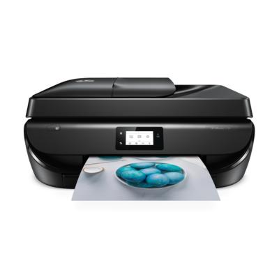 HP  OfficeJet 5230 Multifunktionsdrucker Scanner Kopierer Fax WLAN | 0190781517610