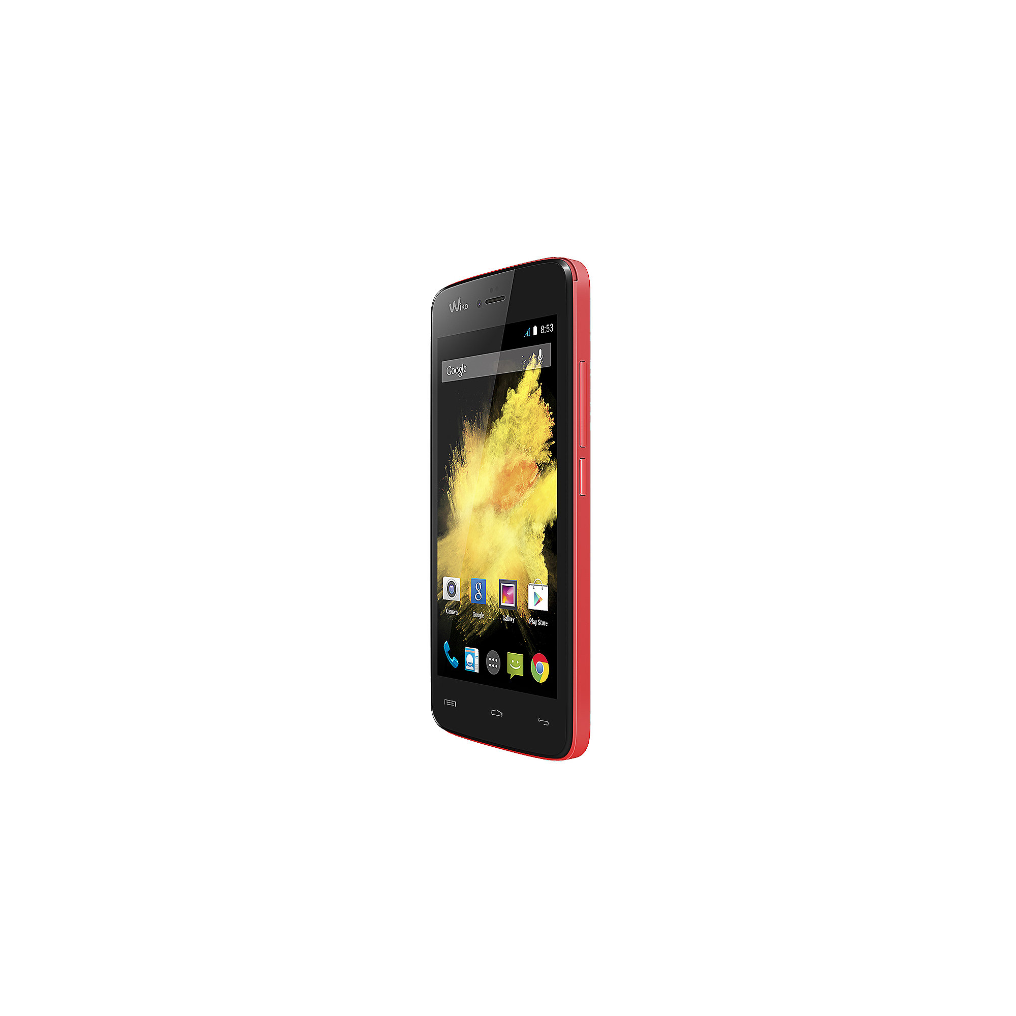 Wiko Birdy koralle LTE Android Smartphone