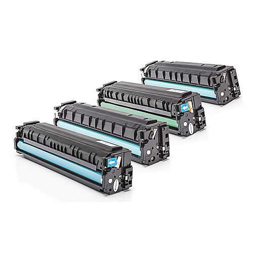 Alternative zu HP 201X Toner Spar-Set Multipack (BK, C, M, Y)